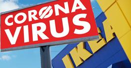 Corona: Auf IKEA.de weiterhin 24/7 am Tag bestellen