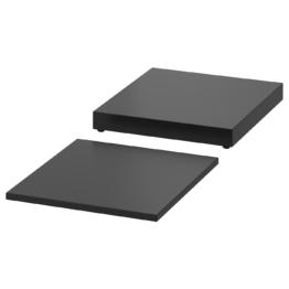 IKEA NORDLI Deckplatte und Sockel Möbel > Kommoden & Schubladenubladenschränke > Kommoden, Anthrazit