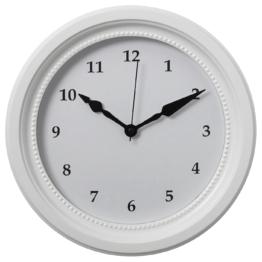 IKEA SÖNDRUM Wanduhr Dekoration > Uhren > Wand- & Tischuhren, weiß